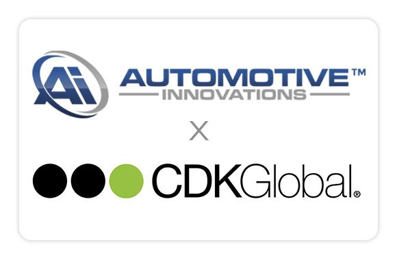 Ai CDK Global Integration Automotive Innovations Dealership Rapid Recon Darwin ReconPro Velocity Axcessa Dealertrack